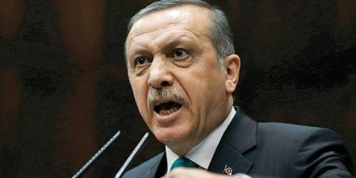 """Will the real Erdogan please stand up: From """"Why are you running away, you sperm of Israel!"""" to... """"I am very sad to see that my country, myself, and my colleagues, sometimes, are labeled as being antisemitic."""""""