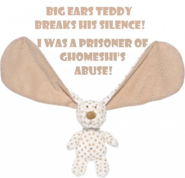 Big Ears Teddy Speaks
