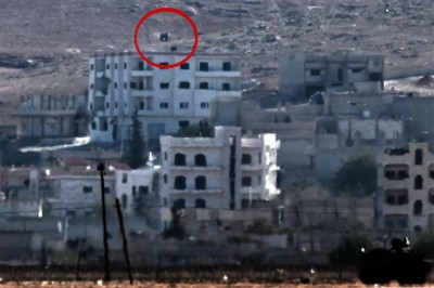 ISIS-flag-edge-Kobani