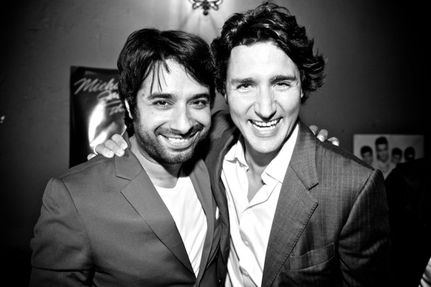 Image result for trudeau ghomeshi