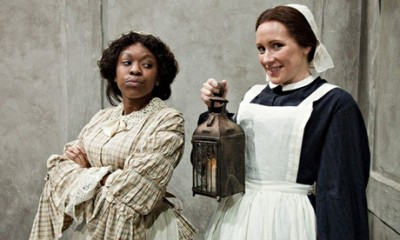 The BBC has been told not to repeat the Horrible Histories sketch about Florence Nightingale. Photograph: BBC