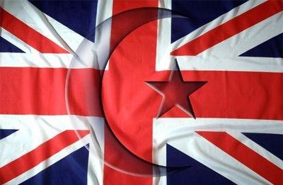 flag Britain islam