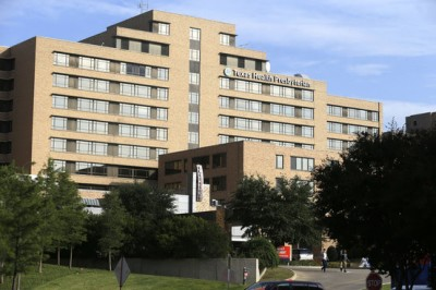 Thomas Eric Duncan, who has the first case of Ebola diagnosed in the U.S., is in an isolation unit at Texas Health Presbyterian Hospital in Dallas. Associated Press