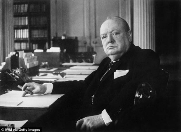 Boris Johnson Winston Churchill Book