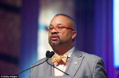 Rep. Donald Payne Jr, the real one.