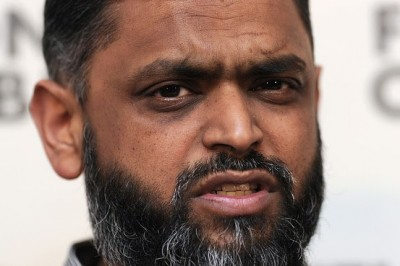 Former Guantanamo Bay detainee Moazzam Begg was arrested after traveling to Syria in 2012 on what he said was a humanitarian mission. Agence France-Presse/Getty Images