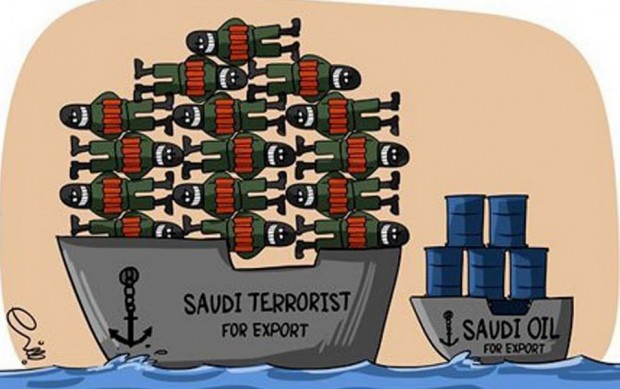 Saudi terror funding