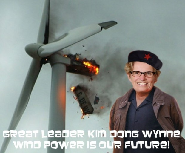 great leader kim dong wynne windturbine_explosion (3)