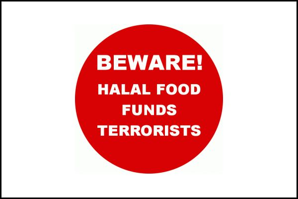 halal food funds terrorism