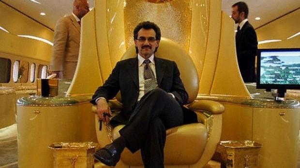 saudi extravagance