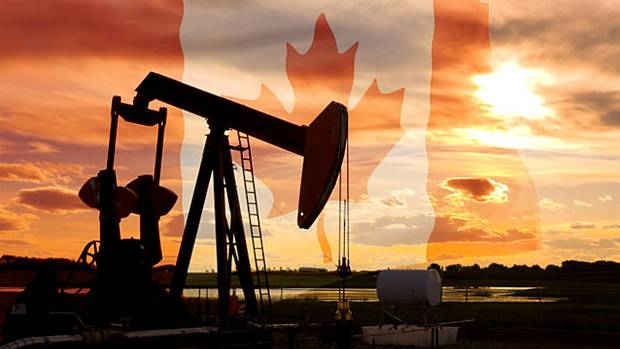 Canadian oil