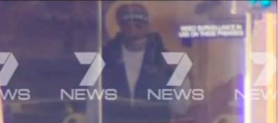 Muslim Hostage Taker Sydney