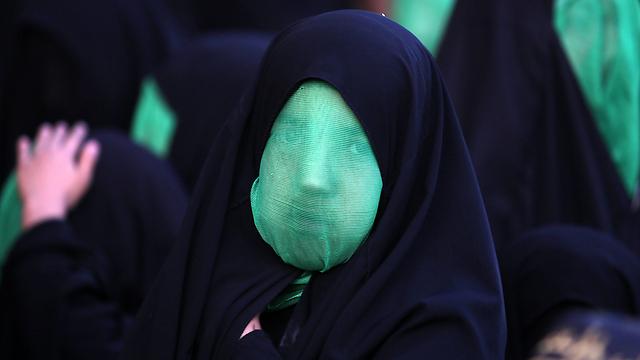 burqa mask