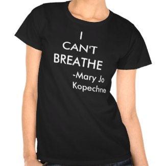I can't breath tee shirt