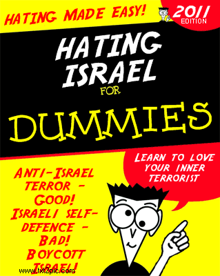 hating-israel-for-dummies