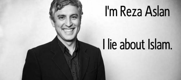 reza alsan liar for Islam