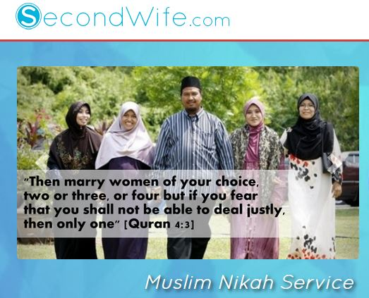 second wife matchmaking