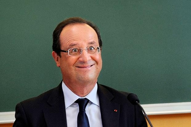French President Francois Hollande Is An Idiot