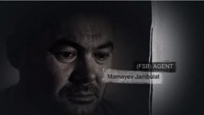 Mamayev Jambulat executed russian agent