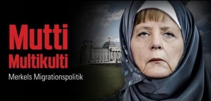 muslim single men in merkel Angela merkel: germany will become  all of us, every single man, woman,  one in three men in devout muslim pakistan say raping boys is.