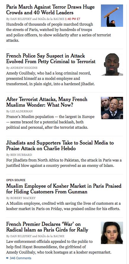 NYT-headlines-Charlie-Hebdo