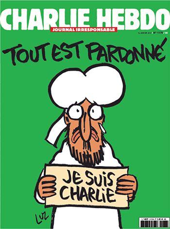 New Charlie Hebdo Cover