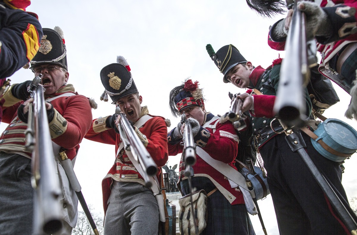 National Army Museum Launches  Its Commemorations For The Bicentenary Of The Battle Of Waterloo
