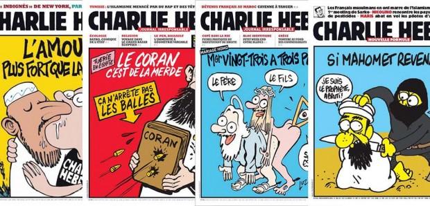 charlie hebdo banner