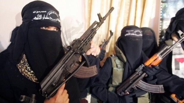 Jihadi Bitches
