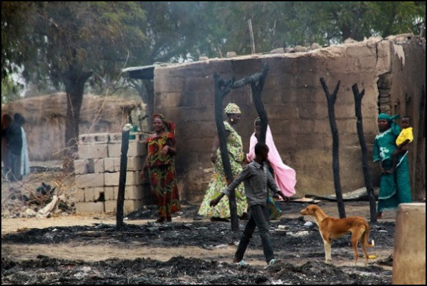 how boko haram developed and under developed nigeria essay Running head: colonialism and boko haram 1 colonialism, boko haram and ethno-tribal conflict in nigeria by gbadebo fuad.