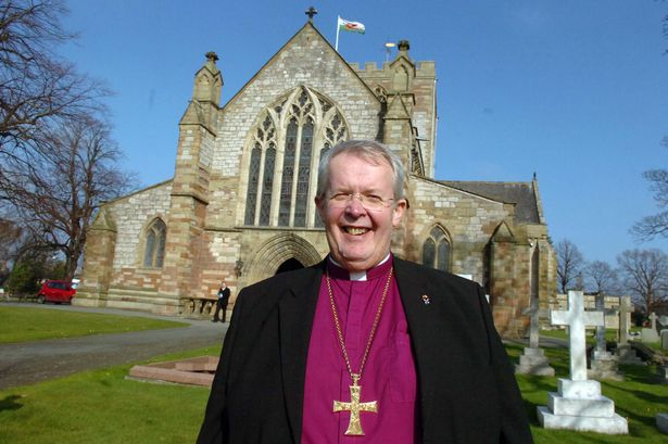 Bishop of St Asaph Gregory Cameron