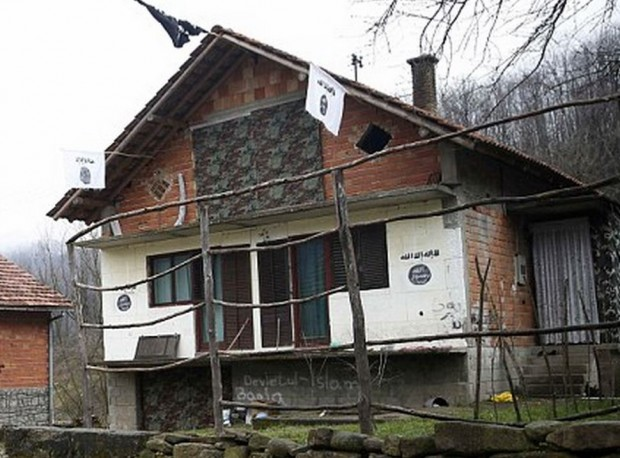 Bosnian village