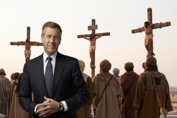 Brian Williams Crucifixion