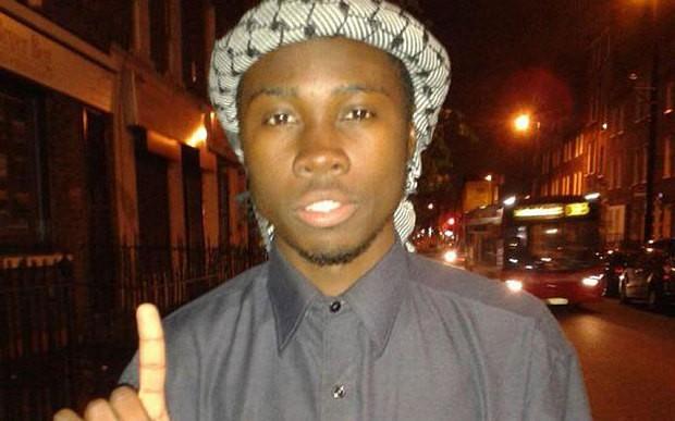 Brustholm Ziamani Muslim Terrorist