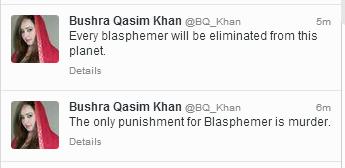 Bushra Qasim Khan