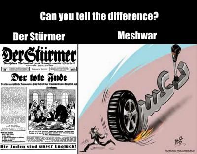 Der Sturmer and Meshwar