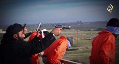 ISIS Pistol Execution