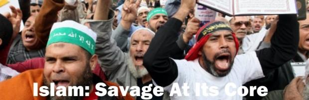 Islam savage at its core