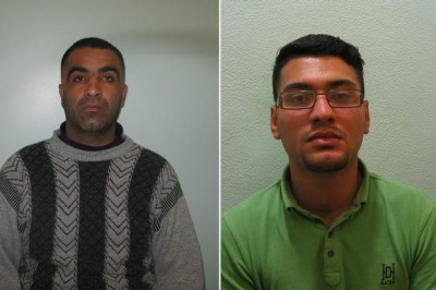 Mojtaba Changi and Saeed Fatemi Muslim rapists