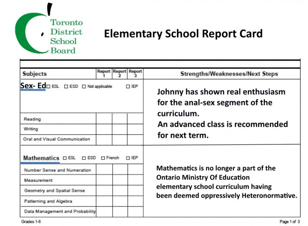 Custom Card Template  Kindergarten Report Card Template  Free