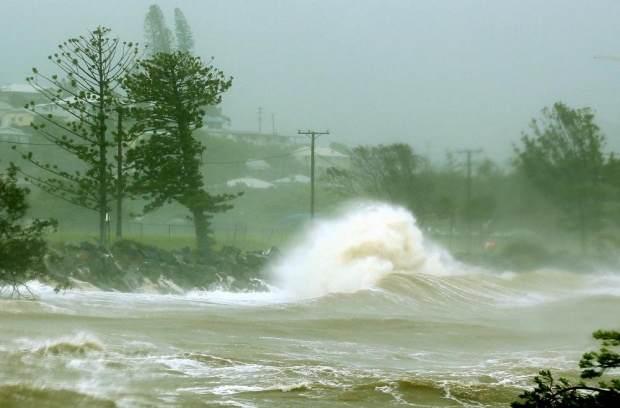 Waves-Cyclone-Marcia