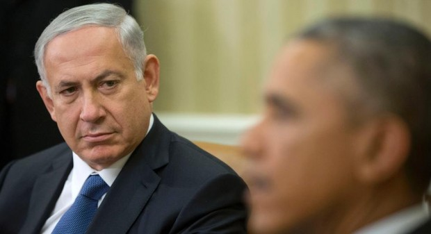 Israeli Prime Minister Benjamin Netanyahu hates Obama just like everybody else.