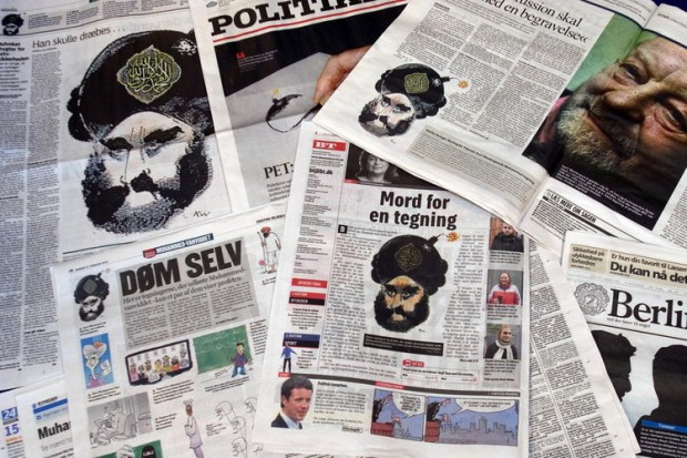 DENMARK-MEDIA-ISLAM-CARTOONS