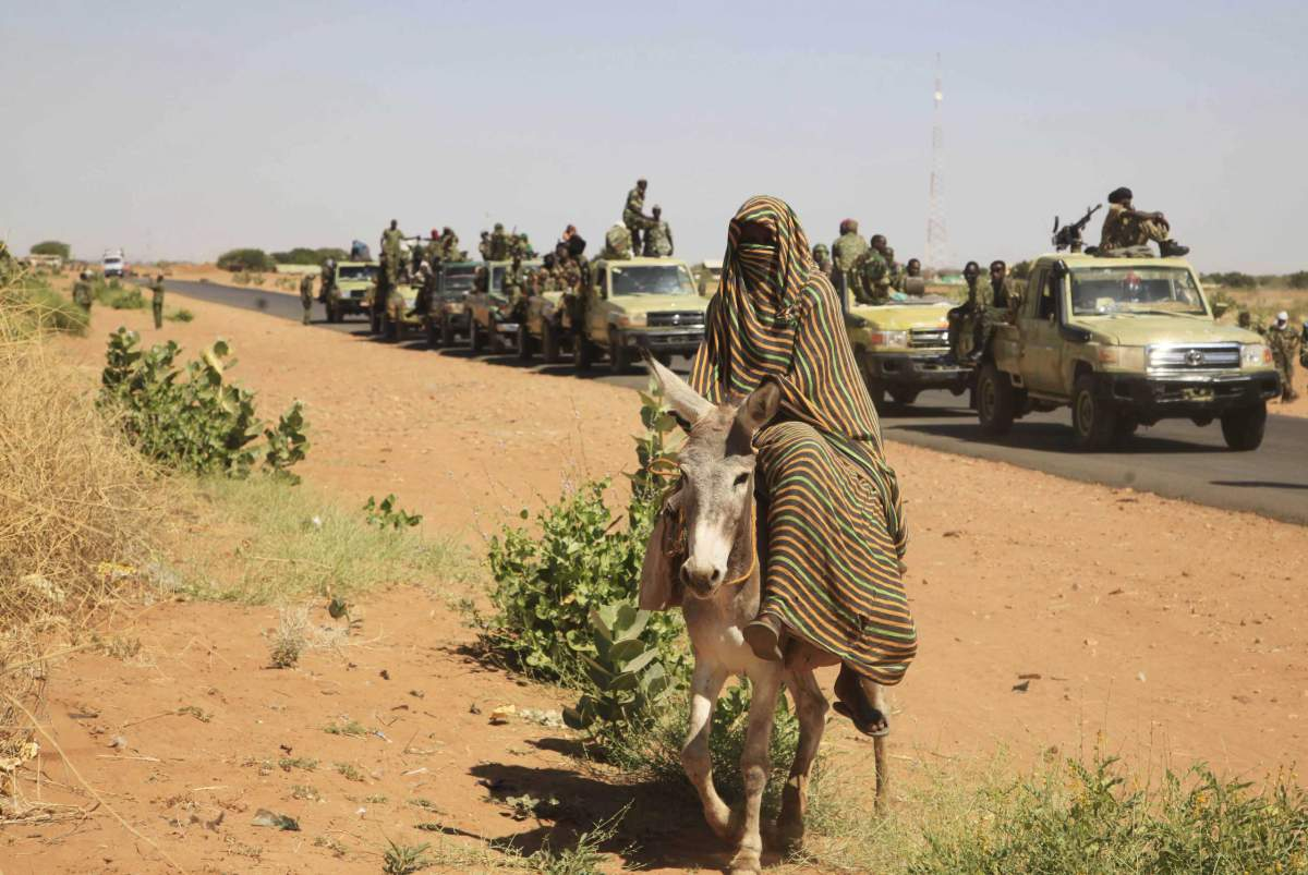 an analysis of the solutions in darfur sudan