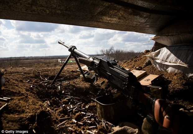 Ukraine-fighting