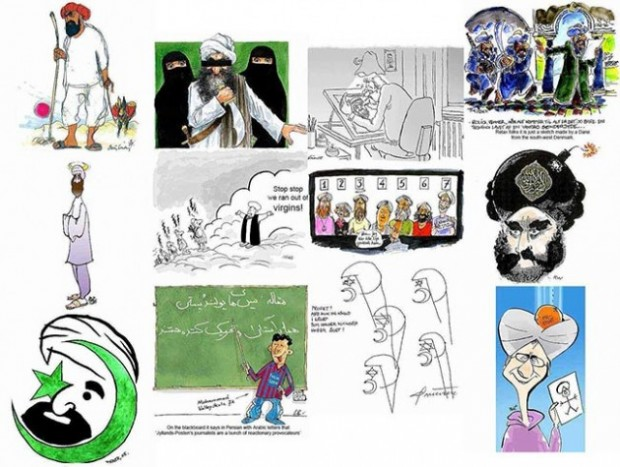 islam and cartoon controversy essay By contrast, i commissioned the cartoons in response to several incidents of self-censorship in europe caused by widening fears and feelings of intimidation in dealing with issues related to islam.