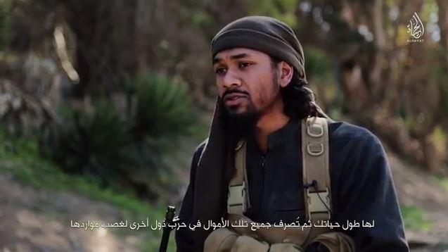 Abu Khaled Al-Cambodi Aussie Muslim Terrorist
