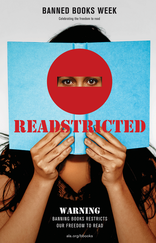 American Library Association Banned Books Week Poster Is Islamophobic