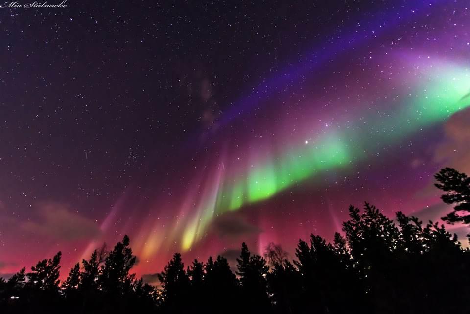 Aurora-Sweden