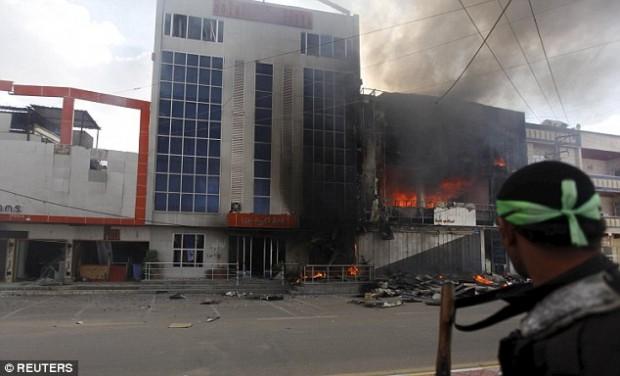 Burnt-shop-Tikrit